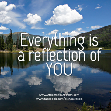 Everything is a reflection of YOU