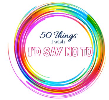 {50 of Everything} Say NO