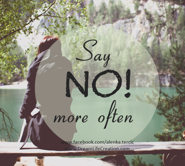 {DreamLifeCreation} say NO