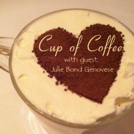 {Cup of Coffee} Creativity Rocks with Julie Bond Genovese