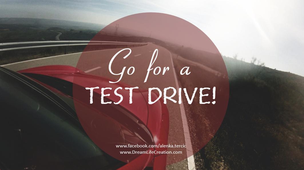 {DreamLifeCreation] test-drive