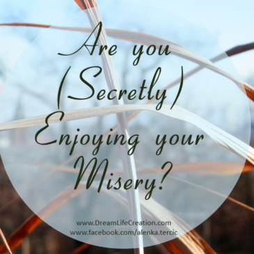 Are you (secretly) Enjoying your Misery?