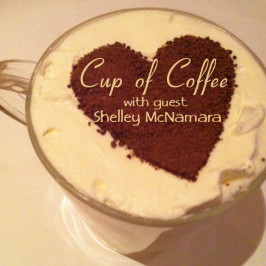 {Cup of Coffee} Being BOLD with Shelley McNamara
