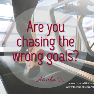 Are you chasing the wrong goals?