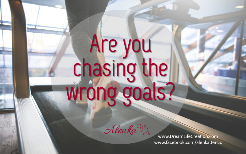 {DreamLIfeCreation} Are you chasing the wrong goals?
