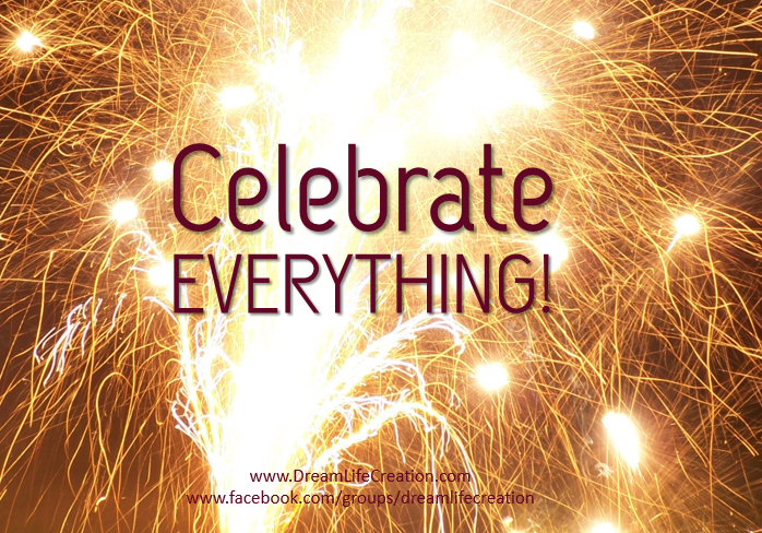 {DreamLifeCreation} celebrate