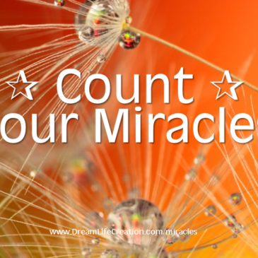 Count Your Miracles