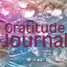 Start Your Gratitude Journal