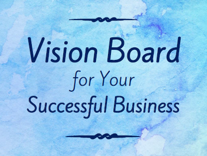 my vision of a successful business And that, in my experience, is always the first major step toward leadership success a few months ago, i wrote in this space that leadership success always starts with vision john f kennedy.