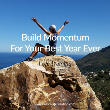 {Masterclass} How to Build Momentum For Your Best Year