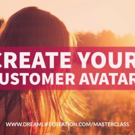 {Masterclass} Create Your Customer Avatar